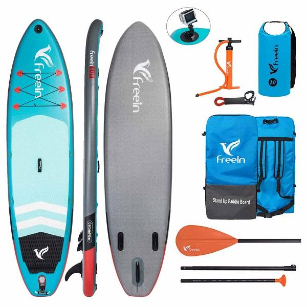 Freein 11'/10'2 Explorer Inflatable Sup Package