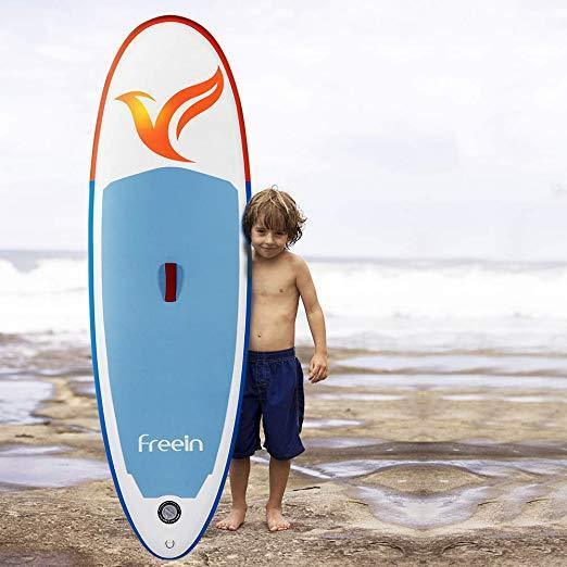 Freein 7'8 Kids Inflatable Paddle Board