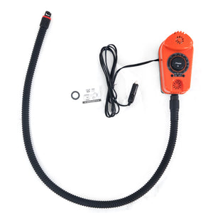 Freein 12V Electric Pump For Inflatable SUP | Orange