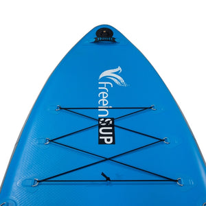 Freein 11'6 Inflatable Fishing Sup with Rod Holders
