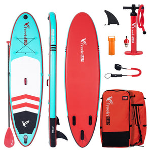 Freein 10' Inflatable Ocean Sup