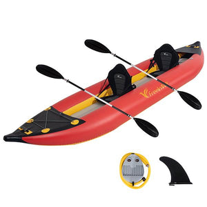 Freein 10'6 / 12'6 Inflatable Explore Kayak