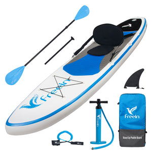 Freein 10'6 Inflatable Kayak Package-White
