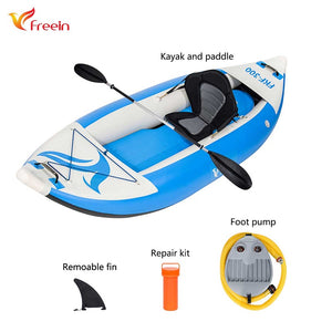 "Freein 9'10"" Inflatable Kayak 