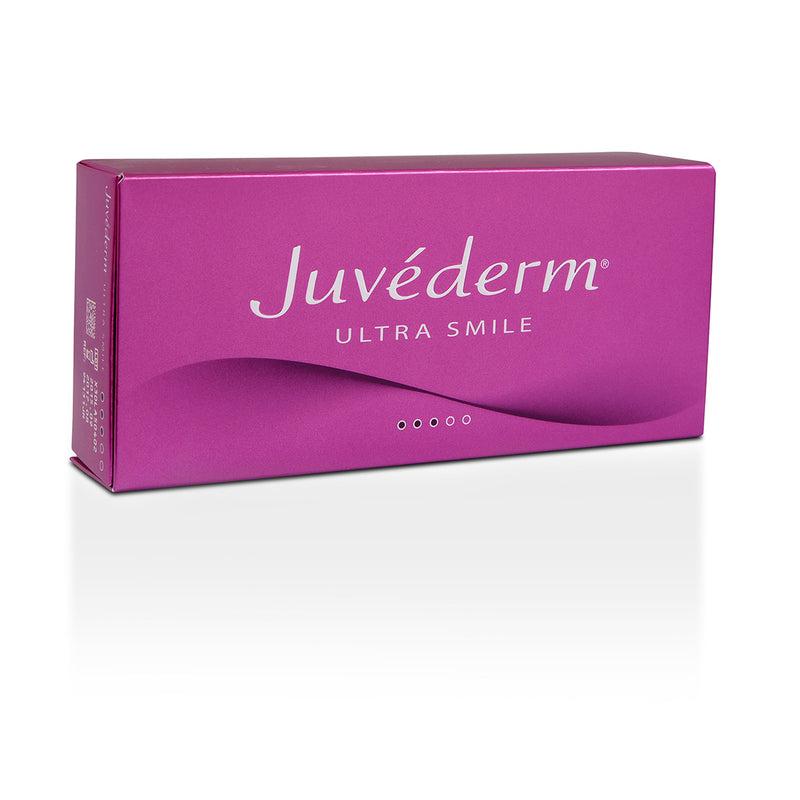 Juvederm Ultra Smile Lidocaine (2 x 0 55ml)
