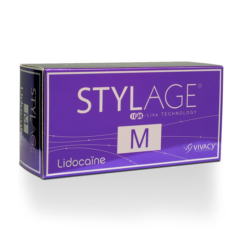 Vivacy Stylage M Lidocaine (2 x 1ml)