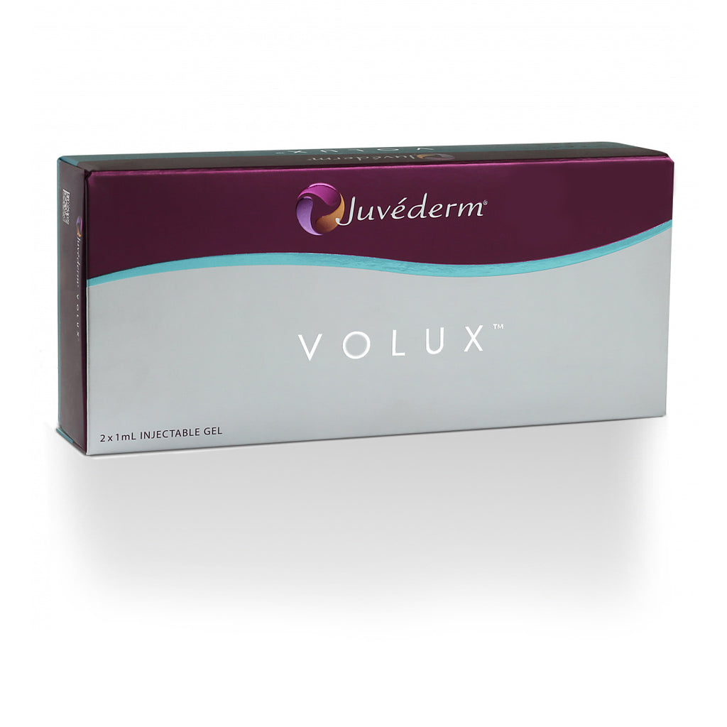 Juvederm Volux Lidocaine (2 x 1ml) *NEW!*