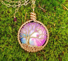 Load image into Gallery viewer, MITW Tree Of Life Pendant