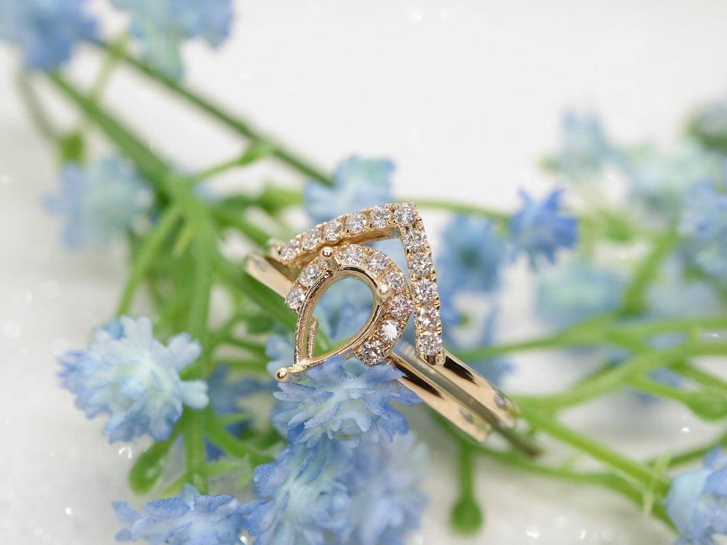 Limited Offer ~ Gypsy Halo Ring