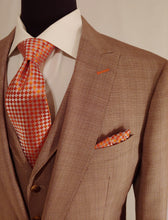 Load image into Gallery viewer, Classic Custom Walnut Brown Suit
