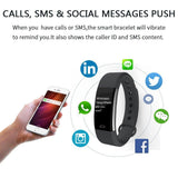 Health Monitor Fitness Tracker