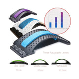 Lumbar Spinal Pain Relief Chiropractic Massager