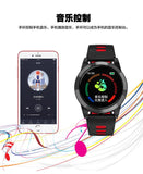 Full Colour Round Screen Smart Watch