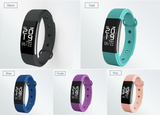 Interchangeable band for your favourite Activity Wristband