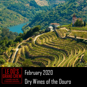 "Le Dû's Grand Crew '20 ""Dry Wines of the Douro"""