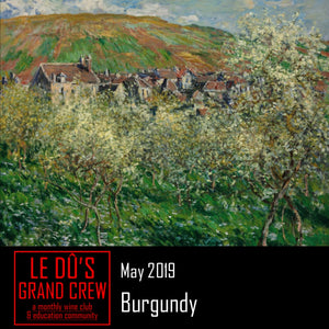 "Le Dû's Grand Crew May 2019: ""Burgundy"""