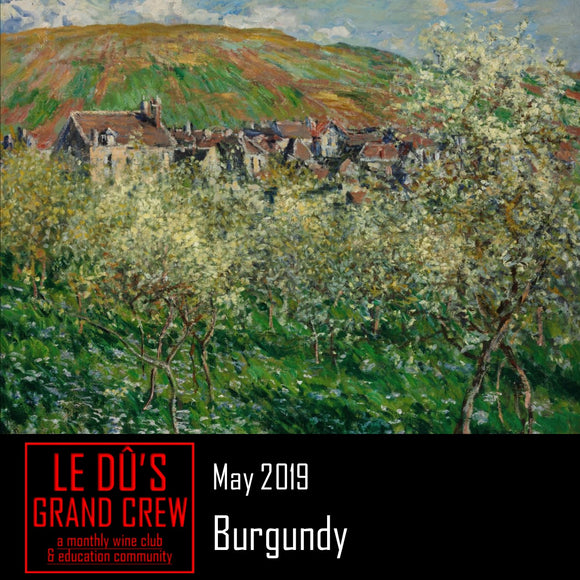 Le Dû's Grand Crew May 2019: