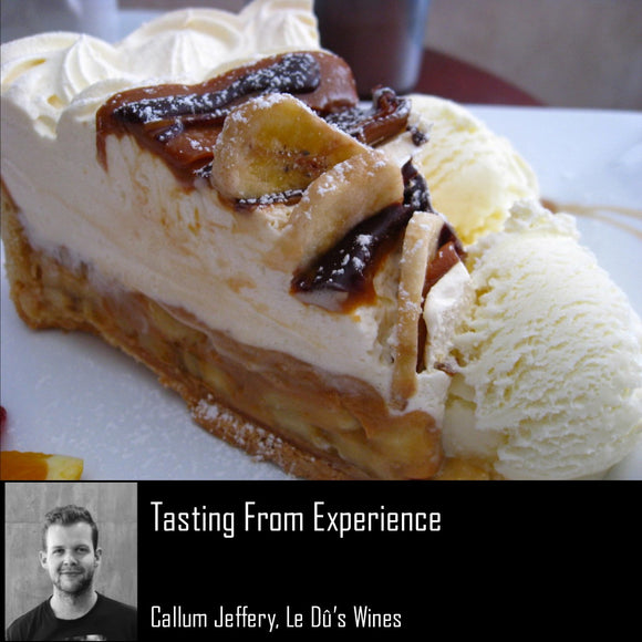 Tasting From Experience