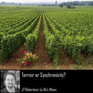 Terroir or Synchronicity?