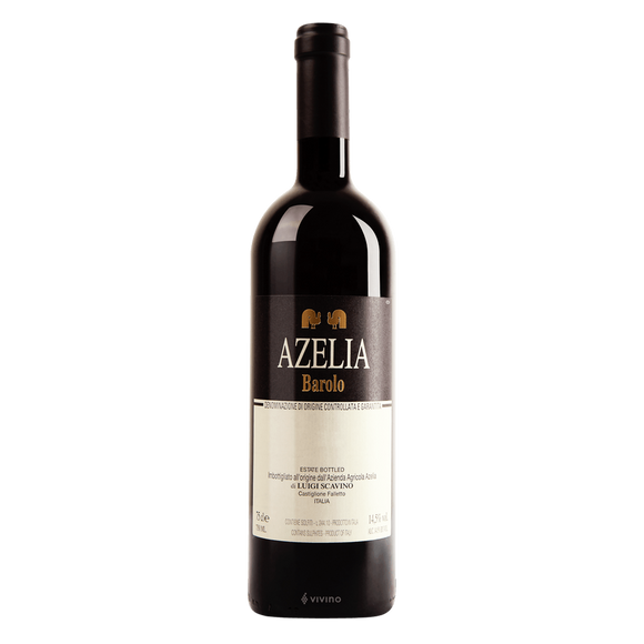 Azelia Barolo 2012 375ml