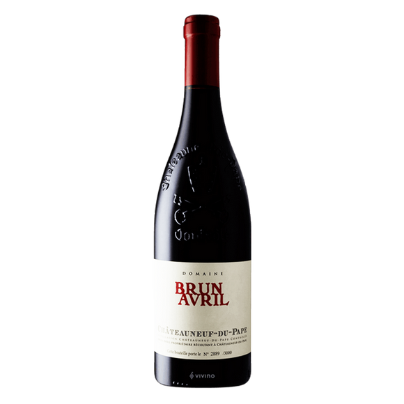 Domaine Brun Avril Chateauneuf Du Pape 2016