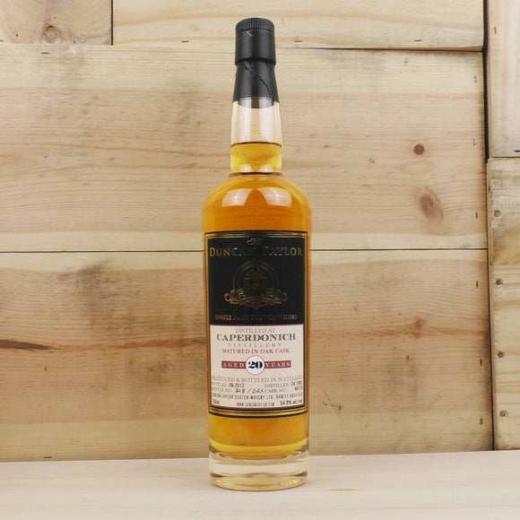 Duncan Taylor Single Caperdonich 20 Year