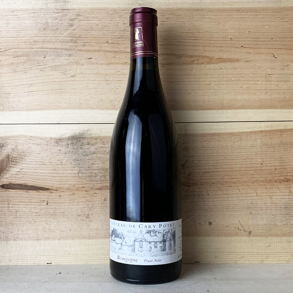 Chateau De Cary Potet Bourgogne Rouge 2017