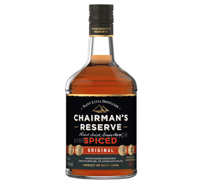 Chairman's Reserve Spiced Rum Saint Lucia Distillers