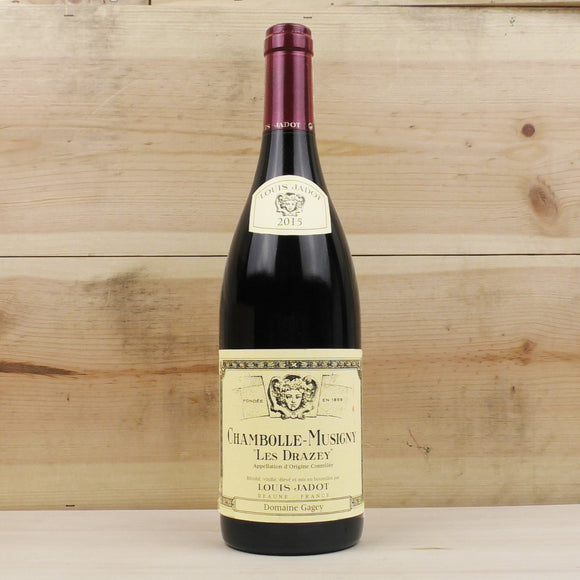 Jadot Chambolle Musigny Les Drazeys Domaine Gagey 2015