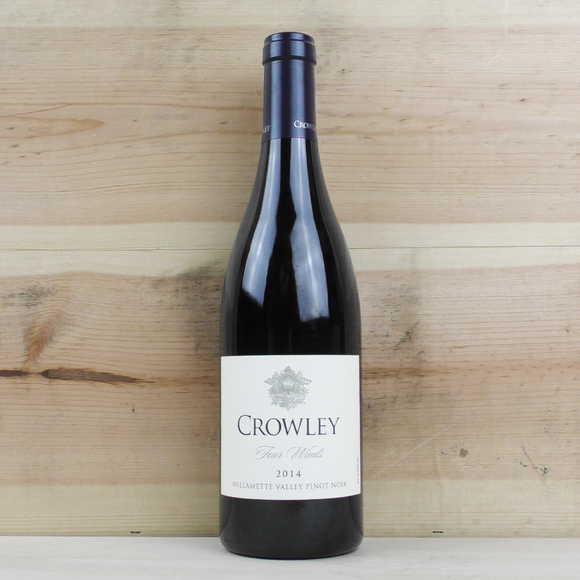 Crowley Four Winds Pinot Noir 2014
