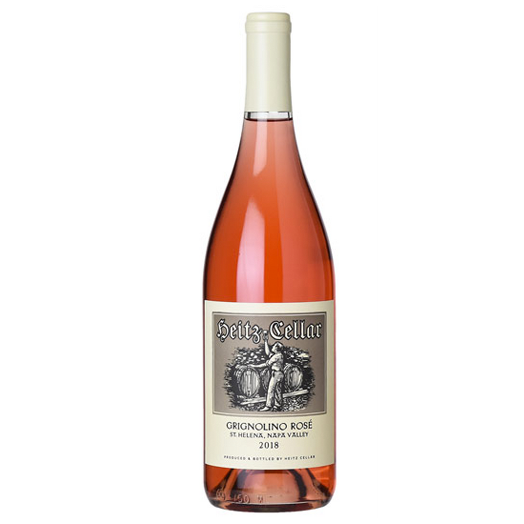Heitz Grignolino Rose Napa Valley 2018