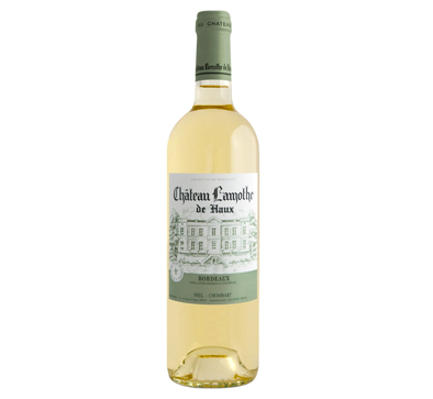 Chateau Lamothe Blanc de Haux 2019 375ml