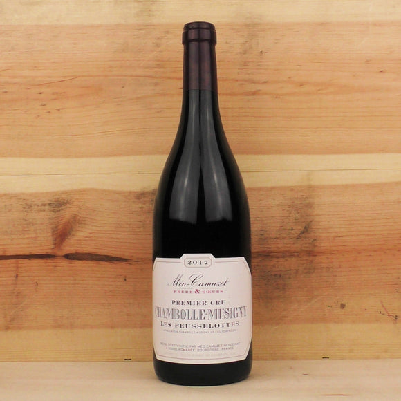 Meo-Camuzet Chambolle-Musigny 1 er Cru Les Feusselottes 2017