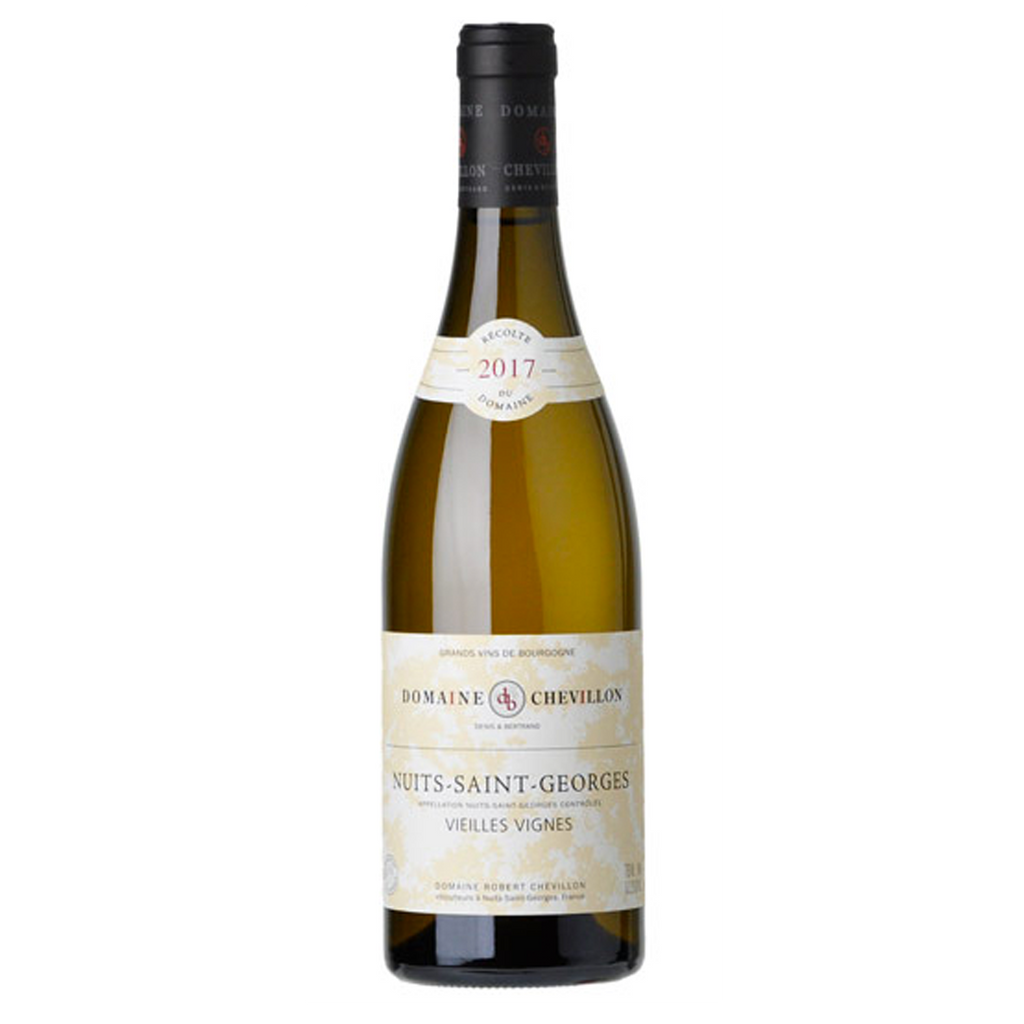 Robert Chevillon Nuits St Georges Blanc 2017