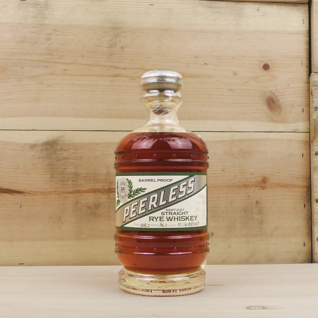 Peerless Straight Rye Whiskey