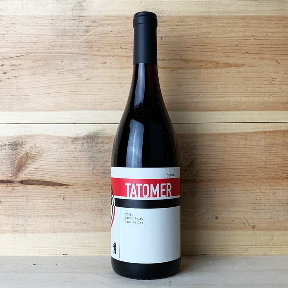 Tatomer Edna Valley Pinot Noir 2018