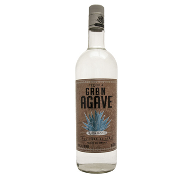 Gran Agave Tequila Blanco 1 Liter