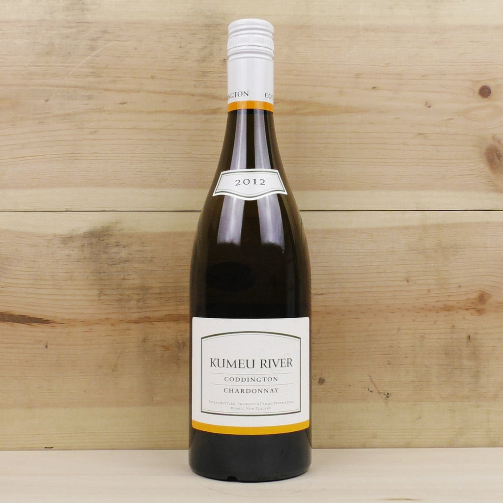Kumeu River Coddington Chardonnay 2012