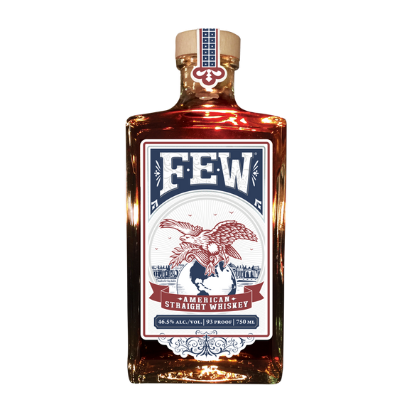 F.E.W Straight American Whiskey