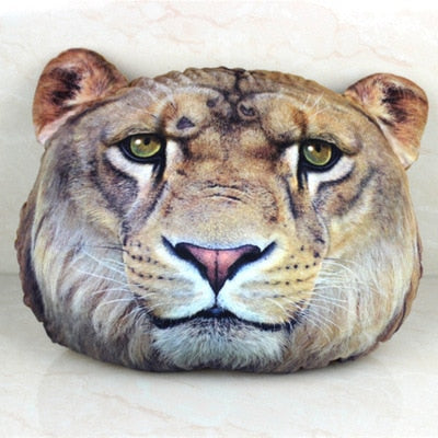 3D Creative Cute Pillow Seat Cushion