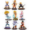 Dragon Ball Z Action Figures Model Toys