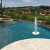 Solar Water Fountain Pool Garden