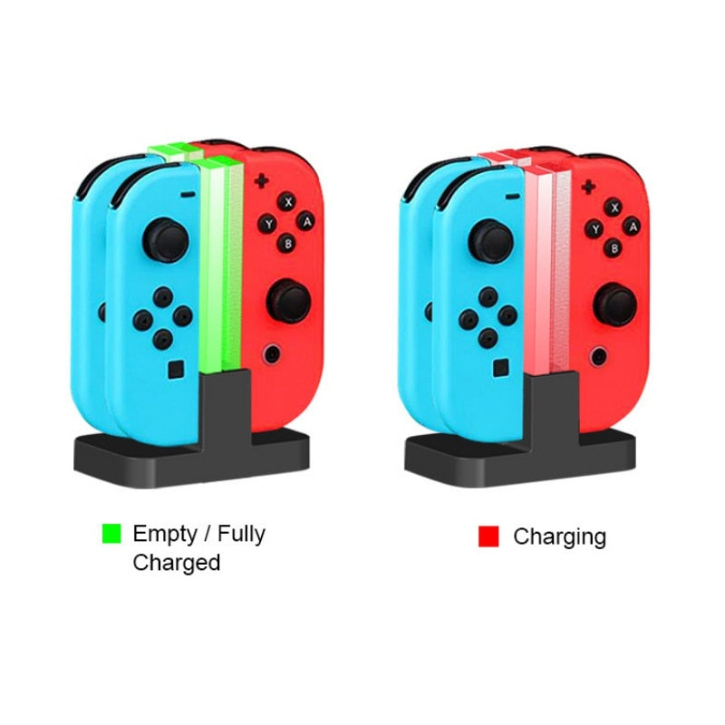 Nintendo Switch Charger Joy-Con Dock Station