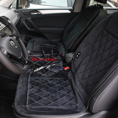 Heated Car Seat Cushion Covers