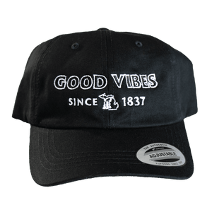1837 Vibes Dad Hat - Michigan Vibes