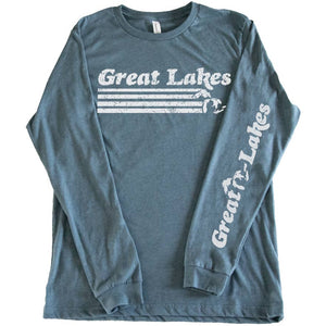 Great Lakes long sleeve tee