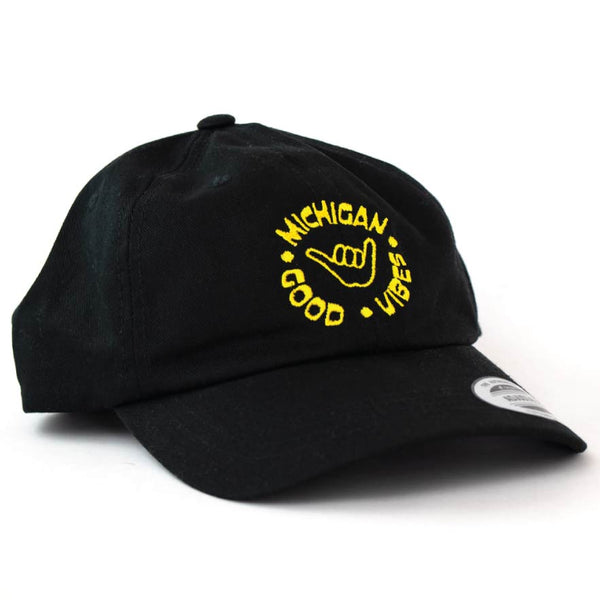 Good Vibes Dad Hat - Michigan Vibes