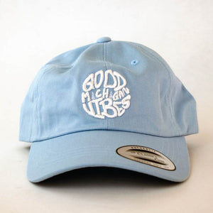 Groovy Vibes Dad Hat - Michigan Vibes