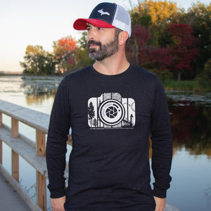 Picture Perfect long sleeve tee - Michigan Vibes