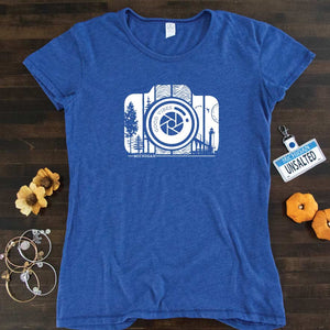 Picture Perfect Vintage Keepsake tee - Michigan Vibes